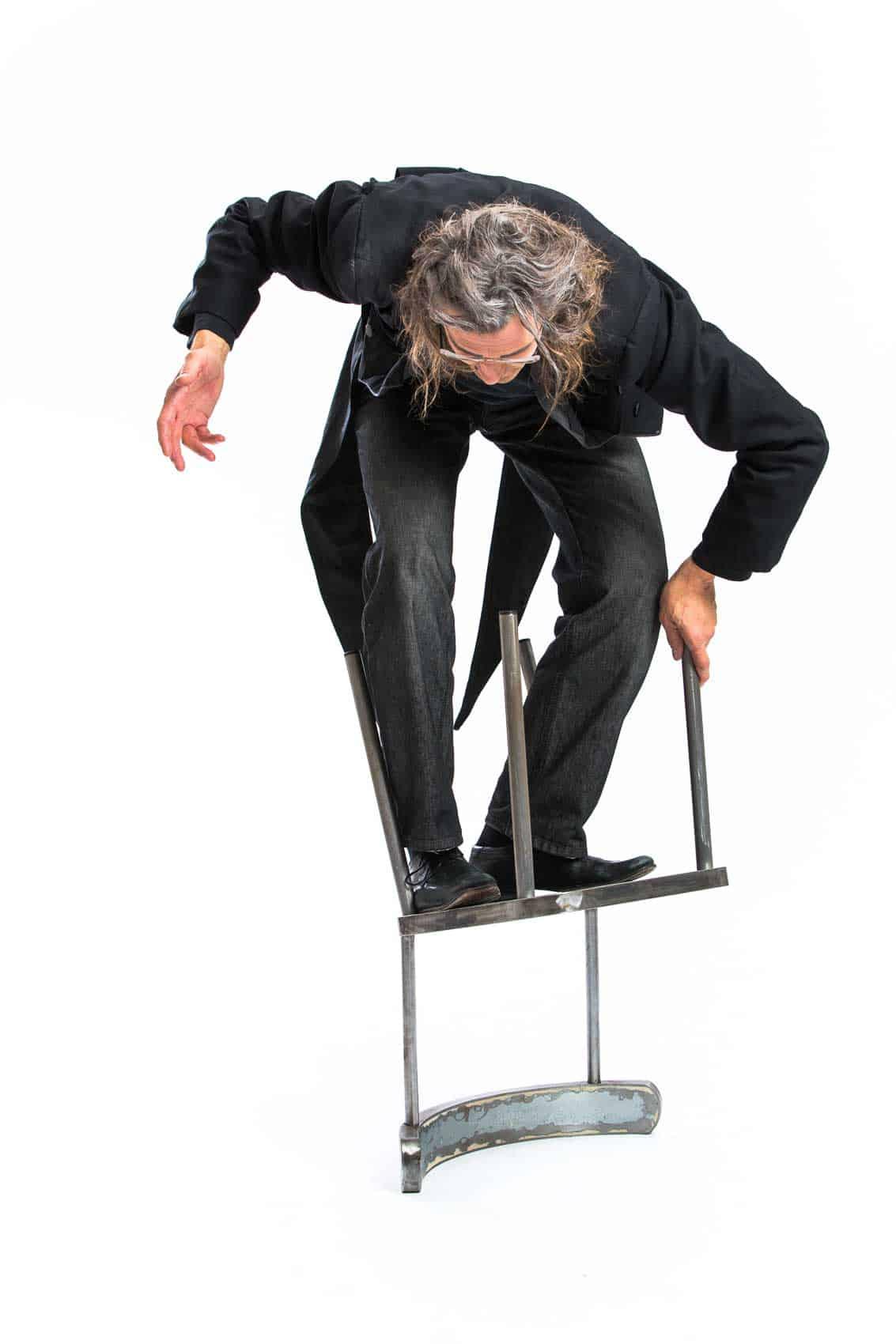 Seh Quenzen - Stuhl 1